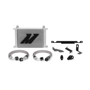 Performance - Oil System & Parts - Mishimoto - FLDS Mitsubishi Lancer Evolution 7/8/9 Oil Cooler Kit MMOC-EVO-01