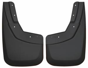 Exterior - Mud Flaps - Husky Liners - Husky Liners Front Mud Guards 56131