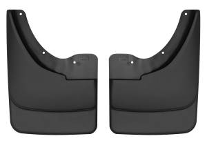 Exterior - Mud Flaps - Husky Liners - Husky Liners Front Mud Guards 56281