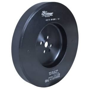 Fluidampr - Fluidampr Harmonic Balancer - Fluidampr - Dodge - 5.9L Cummins - No Pulley - Each 960341