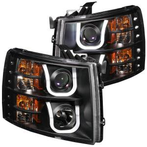 ANZO USA - ANZO USA Projector Headlight Set 111281