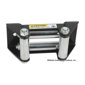 Westin - Westin 4-way roller fairlead for 4500-6000 lbs. winches 47-3430