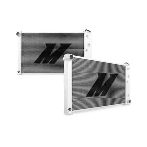 Engine Cooling - Radiators - Mishimoto - FLDS Chevrolet Camaro 3-Row Performance Aluminum Radiator, 1970 - 1981 MMRAD-CAM-70X