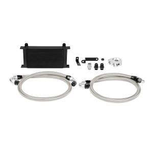 Mishimoto - FLDS Subaru WRX STI Oil Cooler Kit, Black MMOC-STI-08BK - Image 1