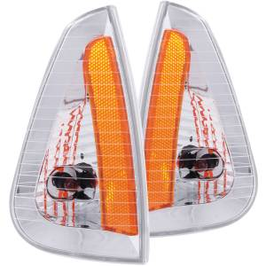 Lighting - Cab & Marker Lights - ANZO USA - ANZO USA Cornering Light Assembly 521034