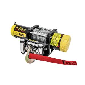 Winch & Recovery - Winches - Westin - Westin 3500 lb. 1.1HP with steel rope and corded hand-held control 47-1235