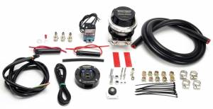 Turbos & Accessories - Turbo Parts & Accessories - TurboSmart USA - TurboSmart USA Blow Off Valve controller kit (controller + custom Raceport) BLACK TS-0304-1002