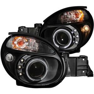 ANZO USA - ANZO USA Projector Headlight Set w/Halo 121436