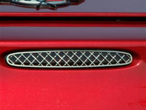 Lighting - Tail Lights - American Car Craft - American Car Craft 5th Brake Light Trim Laser Mesh 032028