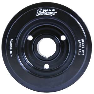 Fluidampr - Fluidampr Harmonic Balancer - Fluidampr - Ford Flathead V8 with Narrow Belt Pulley - Each 600201