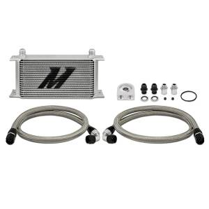 Mishimoto - FLDS Universal Oil Cooler Kit, 19 Row MMOC-UL - Image 1