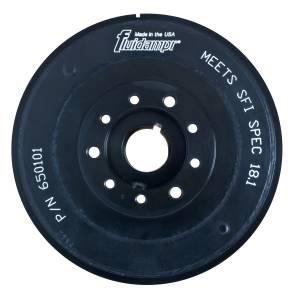 Fluidampr - Fluidampr Harmonic Balancer - Fluidampr - Chevy - 2000-2008 - Ecotec - Single Pulley - Ea 650101