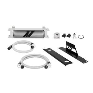 Performance - Oil System & Parts - Mishimoto - FLDS Subaru WRX and STI Oil Cooler Kit MMOC-WRX-01
