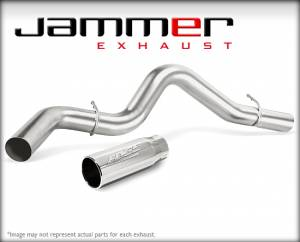 Exhaust Components - Upgrade Pipe - Edge Products - Edge Products Jammer Exhaust 17792