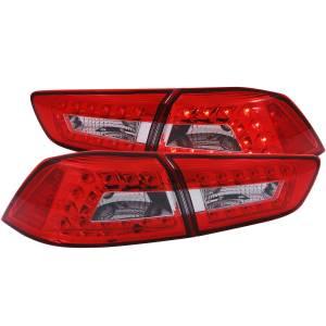 ANZO USA - ANZO USA Tail Light Assembly 321278