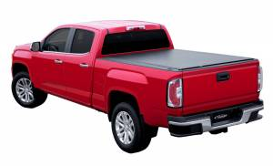 Access Cover ACCESS VANISH Roll-Up Tonneau Cover 92349