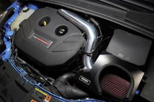 Performance - Air Intakes - Mishimoto - FLDS Ford Focus RS Performance Air Intake, 2016+ MMAI-RS-16WBL