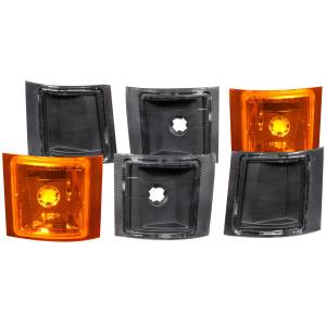 Lighting - Cab & Marker Lights - ANZO USA - ANZO USA Cornering Light Assembly 521033