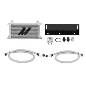 Performance - Oil System & Parts - Mishimoto - FLDS Ford Mustang 5.0L Oil Cooler Kit MMOC-MUS-79