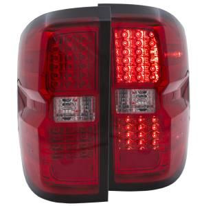 ANZO USA - ANZO USA Tail Light Assembly 311213