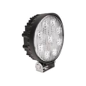 Westin LED Work Utility Light Round 5 inch Flood w/3W Epistar 09-12006B