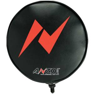ANZO USA Off Road Light Covers 851022