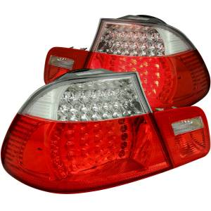ANZO USA - ANZO USA Tail Light Assembly 321105