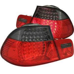 ANZO USA - ANZO USA Tail Light Assembly 321127