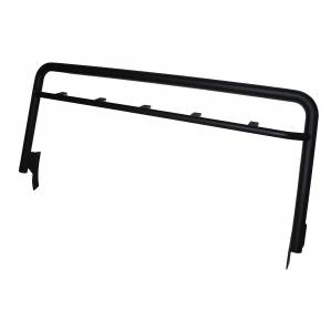 Exterior - Grille Guards and Bull Bars - MBRP Exhaust - MBRP Exhaust Windshield Light Bar Assembly; Black Coated 130987