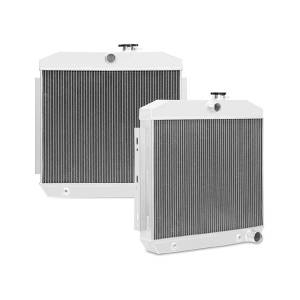 Engine Cooling - Radiators - Mishimoto - FLDS Chevrolet Bel-Air 3-Row Performance Aluminum Radiator, 1955 - 1957 MMRAD-BEL-55X