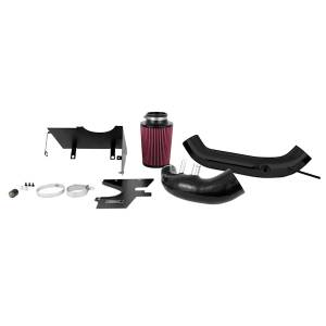 Performance - Air Intakes - Mishimoto - FLDS Ford Mustang Ecoboost Performance Air Intake MMAI-MUS4-15WBK