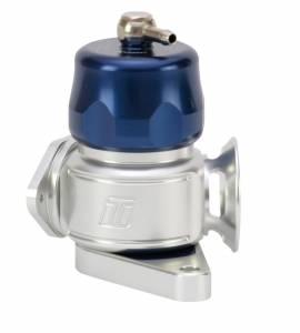 Turbos & Accessories - Turbo Parts & Accessories - TurboSmart USA - TurboSmart USA Blow Off Valve Dual Port Subaru-Blue TS-0205-1015