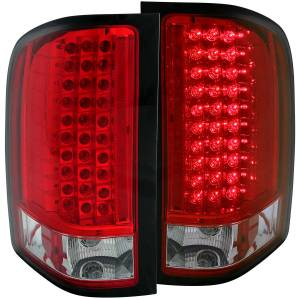 ANZO USA - ANZO USA Tail Light Assembly 311047