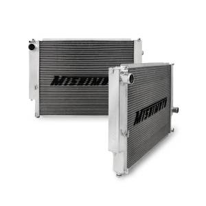 Engine Cooling - Radiators - Mishimoto - FLDS BMW E30/E36 Performance Aluminum Radiator MMRAD-E36-92