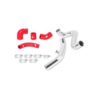Mishimoto - FLDS Mitsubishi Lancer Evolution 7/8/9 Upper Intercooler Pipe Kit MMICP-EVO-01URD - Image 1