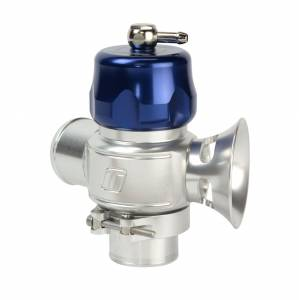 Turbos & Accessories - Turbo Parts & Accessories - TurboSmart USA - TurboSmart USA Blow Off Valve Dual Port Uni 32mm-Blue TS-0205-1061