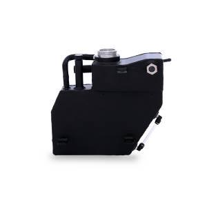 Engine Cooling - Cooling Parts - Mishimoto - FLDS Chevrolet Camaro Aluminum Coolant Overflow/Expansion Tank MMRT-CAM-16EBK