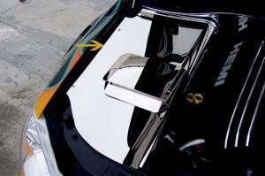 Exterior - Fenders & Flares - American Car Craft - American Car Craft Inner Fender Covers Polished HEMI 5.7L 303003