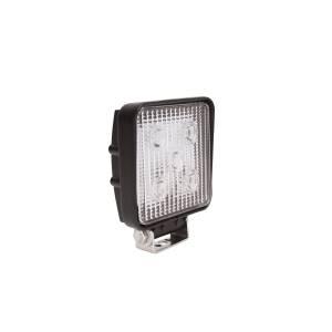 Westin LED Work Utility Light Square 4.5 inch x 5.4 inch Spot w/3W Epistar 09-12210A