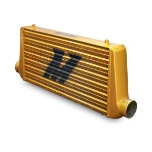 Mishimoto - FLDS Mishimoto Universal Intercooler M-Line Eat Sleep Race Edition, All Gold MMINT-UMG - Image 2
