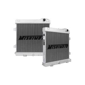 Engine Cooling - Radiators - Mishimoto - FLDS BMW E30 M3 Performance Aluminum Radiator MMRAD-E30-82