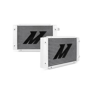 Mishimoto - FLDS Universal 19 Row Dual Pass Oil Cooler MMOC-19DP - Image 1