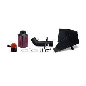 Performance - Air Intakes - Mishimoto - FLDS Honda Civic Si Performance Air Intake MMAI-CIV-06SIHWBK