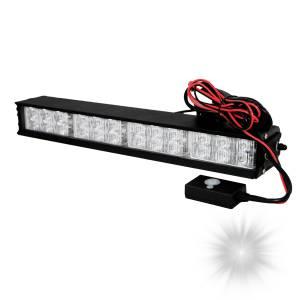 Oracle Lighting - Oracle Lighting ORACLE 24 LED Interceptor Strobe - White 3503-001
