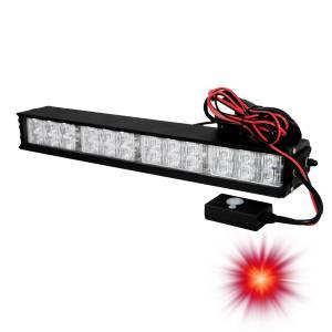 Oracle Lighting - Oracle Lighting ORACLE 24 LED Interceptor Strobe - Red 3503-003