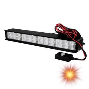 Oracle Lighting - Oracle Lighting ORACLE 24 LED Interceptor Strobe - Amber 3503-005