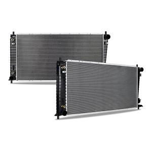 Engine Cooling - Radiators - Mishimoto - FLDS 1997-1998 Ford Expedition 5.4L Radiator Replacement R2136-AT