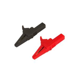 Apparel & Accessories - Misc. Hardware - AutoMeter - AutoMeter REPLACEMENT CLAMPS, EXT. VOLT LEAD, INSULATED AC-52