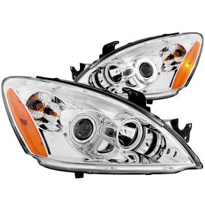 ANZO USA - ANZO USA Projector Headlight Set w/Halo 121103