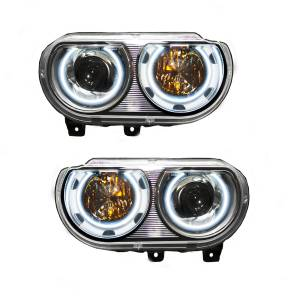 Lighting - Fog Lights - Oracle Lighting - Oracle Lighting 2008-2010 Dodge Challenger SMD (HID Style) FL 7021-001